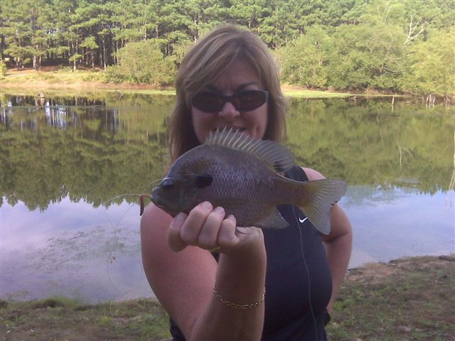 lisa & bream